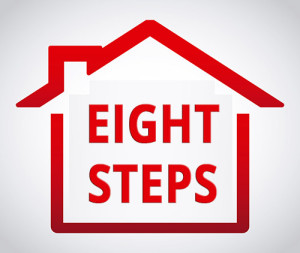 Eight Steps to Buying a Home